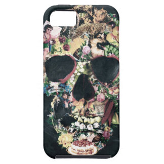 Vintage Skull Case For The iPhone 5