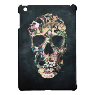 Vintage Skull Cover For The iPad Mini