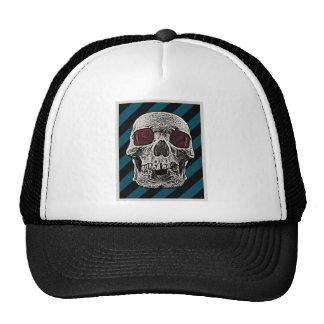 Vintage Skull Hats