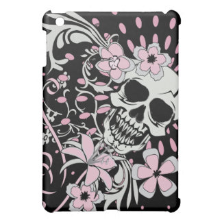 Vintage Skull iPad Cover For The iPad Mini