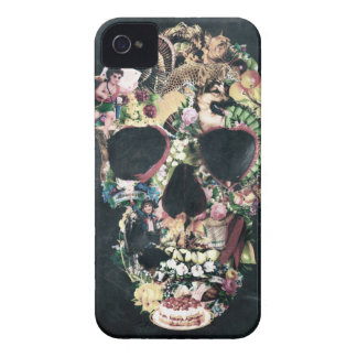 Vintage Skull iPhone 4 Cases