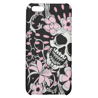 Vintage Skull iPhone 5C Case