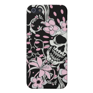 Vintage Skull iPhone 5 Case