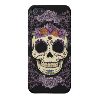 Vintage Skull & Roses 5C Case iPhone 5/5S Cases