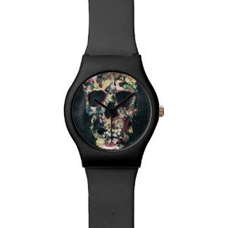 Vintage Skull Watch