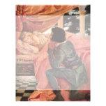 Vintage Sleeping Beauty by Jessie Willcox Smith Custom Flyer