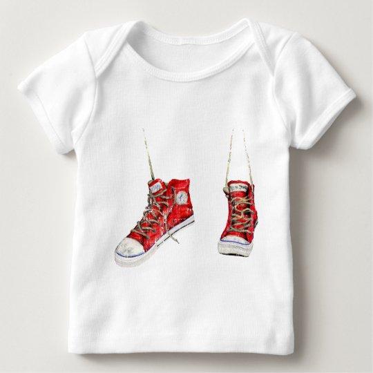 Vintage Sneaking Around Baby T-Shirt