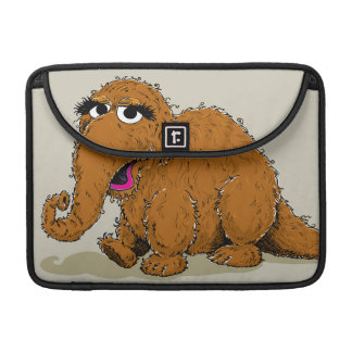 Vintage Snuffleupagus Sleeve For MacBook Pro