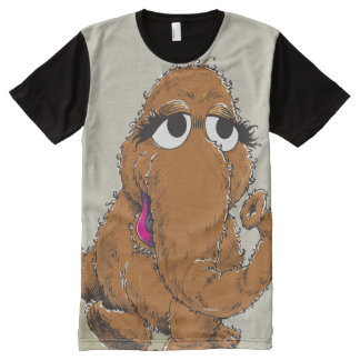 Vintage Snuffy All-Over Print T-Shirt