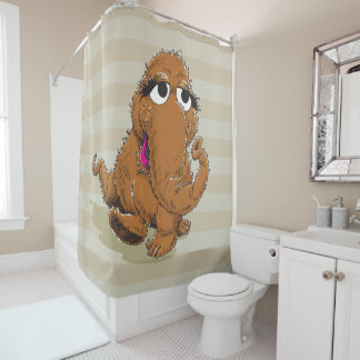 Vintage Snuffy Shower Curtain