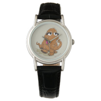 Vintage Snuffy Wristwatch