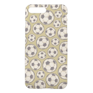 Vintage Soccer Balls iPhone 7 Plus Case