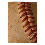 Vintage Softball - Sports Template Softballs Back Card