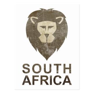 Vintage South Africa Postcard