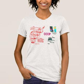 VINTAGE SOVIET UNION ASTRONAUTS T-Shirt