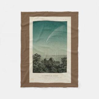Vintage Space Image Blanket