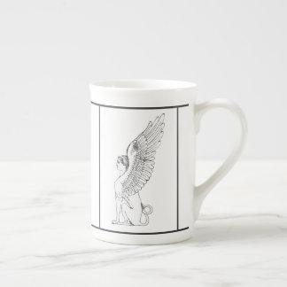 Vintage Sphinx illustration Tea Cup