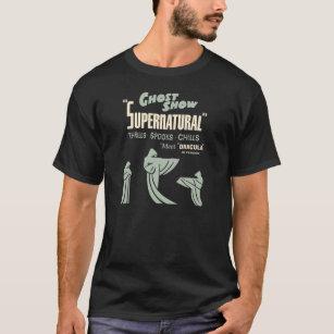 "Vintage Spook Show ""Supernatural"" Ghost Show T-Shirt"