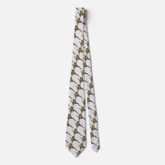 Vintage Sports, Angry Baseball Player Tie