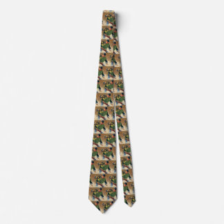 Vintage Sports Baseball Player, the Umpire Tie