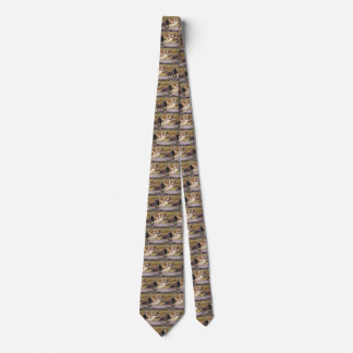 Vintage Sports Baseball Players by Henry Sandham Tie
