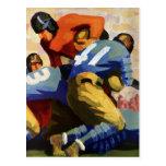 Vintage Sports, Football Player