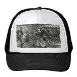 Vintage Sports, Victorian Women's Baseball Teams Trucker Hat