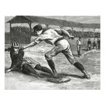 Vintage Sports, Victorian Women's Baseball Teams Custom Invite