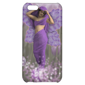 Vintage Spring Flower Fairy Cover For iPhone 5C