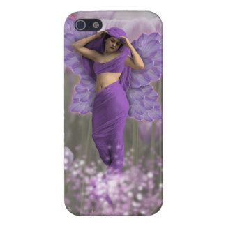 Vintage Spring Flower Fairy iPhone 5 Cases