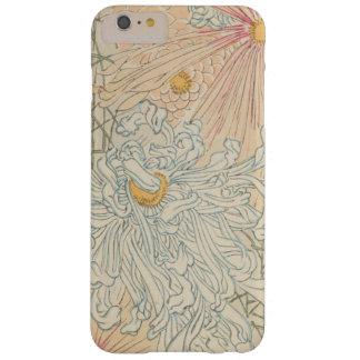 Vintage Springtime Chrysanthemum Barely There iPhone 6 Plus Case