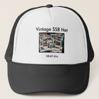 Vintage SSB Net Hat