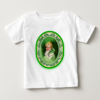 Vintage St Patrick's Baby by Clapsaddle 01 T Shirts