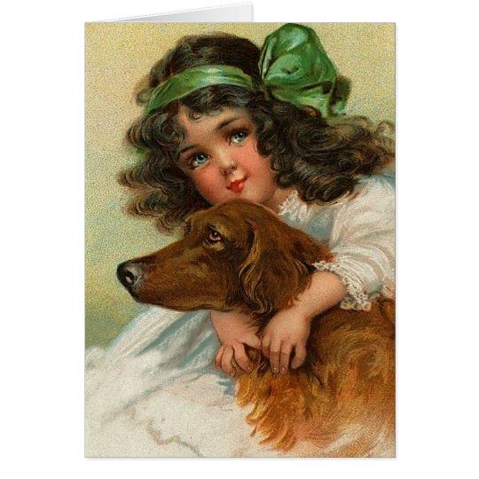 Vintage St. Patrick's Day Card