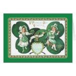 Vintage St Patrick's Day Cards