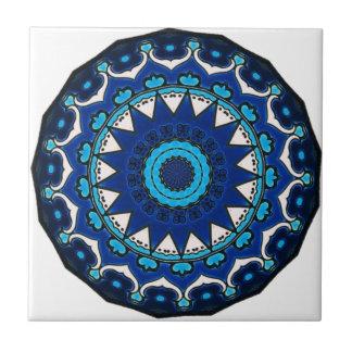 Vintage star motif  Ottoman Turkish tile design