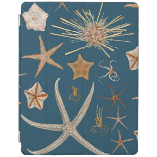 Vintage Starfish iPad Cover