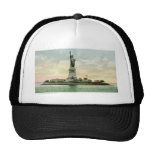 "Vintage ""Statue of Liberty"" Poster. New York. Cap"