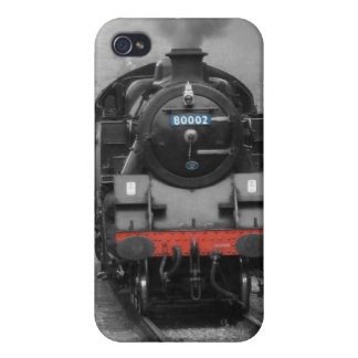 Vintage Steam Engine Locomotive iphone 4 4S Case iPhone 4/4S Cases
