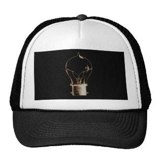 Vintage Steampunk Art Lighted Light bulb Cap