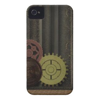 Vintage SteamPunk Blackberry-Bold-9700-9780 iPhone 4 Cases