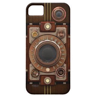Vintage Steampunk Camera #1B iPhone 5 Cases