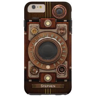 Vintage Steampunk Camera #1C Tough iPhone 6 Plus Case