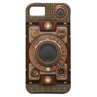 Vintage Steampunk Camera #1D (De Luxe!) Case For The iPhone 5