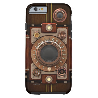 Vintage Steampunk Camera No.1B Tough iPhone 6 Case