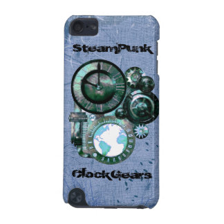 Vintage SteamPunk Clock Gears Speck iPod Case iPod Touch 5G Cover