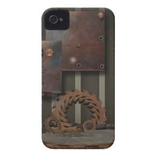 Vintage SteamPunk Gears Case-Blackberry-Bold iPhone 4 Cases