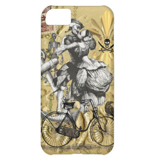 Vintage steampunk pirate iPhone 5C case