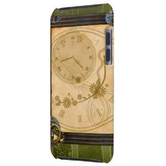 Vintage SteamPunk TimePiece Case-Mate-iPod-Touch iPod Touch Cases