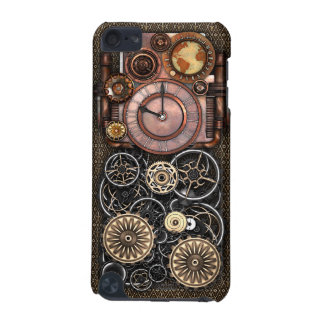 Vintage Steampunk Timepiece Redux iPod Touch (5th Generation) Cases